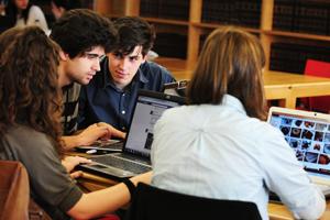 Estudantes ICBAS