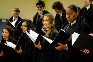Coro do Orfeão Universitário do Porto
