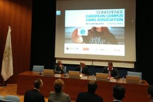 Cartão U.Porto: conferência ECCA 2013