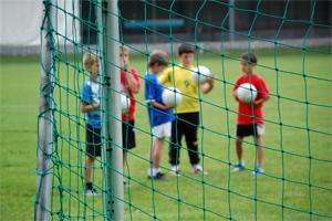 Futebol crianças