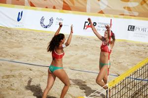 Campeonato Europeu de Voleibol de Praia Universitário 2013 - Portugal