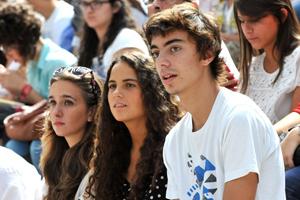 Sessão de Receção aos Novos Estudantes da U.Porto 2013/2014 (destaque)