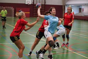 EUGames2014 Andebol Feminino U.Porto