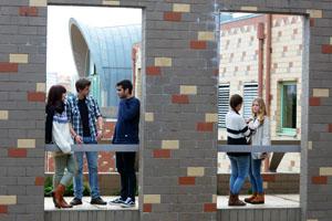 Estudantes FLUP