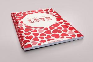 EcoBook versão Dia dos Namorados