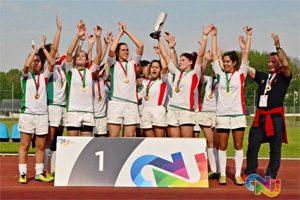 CNU Rugby 7 feminino 2015