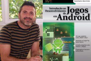 A obra foca a temática do desenvolvimento de jogos para a plataforma Android