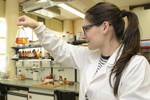 Investigação FCUP, Química