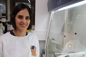 Joana Macedo, autora do artigo