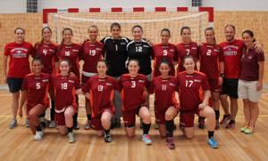 A U.Porto ficou em 6º lugar no Europeu de Andebol feminino.
