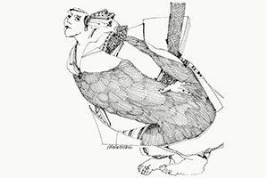 desenho Armanda Passos