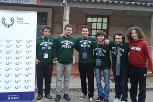 A equipa de Xadrez da U.Porto alcançou a medalha de ouro.