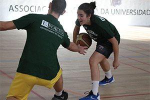 U.Porto, P.Porto e FAP organixam Campeonato Europeu Universitário de Basquetebol 3x3 em 2019.