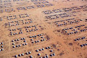 Complexo de campos de refugiados de Dadaab