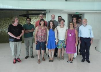 O consórcio reuniu pela primeira vez no CIIMAR na passada segunda-feira