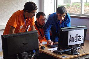 Maratona Inter-Universitária de Programação (MIUP'16), Ancelistas