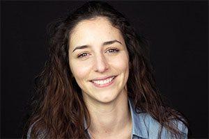 Sofia Neto, alumna FAUP