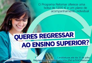 Programa Retomar (banner)