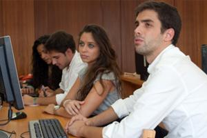 Estudantes FEP