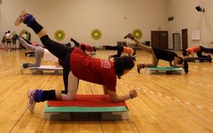 Aeróbica (Fitness)|Andebol Feminino