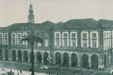Reitoria da U.Porto|Edifício da Reitoria da Universidade do Porto|Imagem Reitoria|Edifício da Reitoria da Universidade do Porto|reit