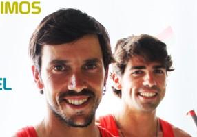 Pedro Fraga e Nuno Mendes