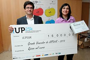 Vencedores iUP25k 2013