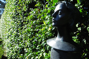 Sophia de Mello Breyner Andresen - busto