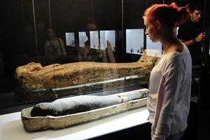 Coleção Egípcia | múmia