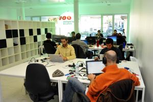 Centro de Inovação da UPTEC_Interior