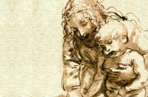 """Exposição """"Cinco Séculos de Desenho""""   Da Vinci (destaque) desenho_da_vinci"""