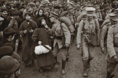 Partida do Corpo Expedicionário Português (1917)
