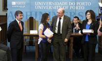 Entrega dos Certificados de Participação nos Programas de Mobilidade Santander Universidades 2014 (thumb)