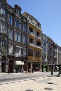 Edifício da Rua Alexandre Braga | Prémio João de Almada 2014
