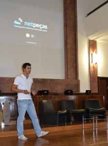 A Bparts, ex-NetPeças, foi uma dos projetos que participou na 1ª edição do Programa de Aceleração de Startups