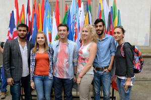 estudantes internacionais 2013/2014