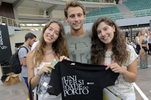 Sessão de Boas Vindas aos Novos Estudantes da U.Porto 2014/2015