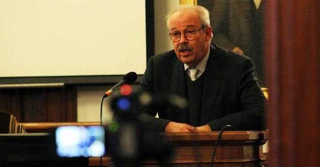 José Alberto Correia   Tomada de Posse como Diretor da FPCEUP (destaque)