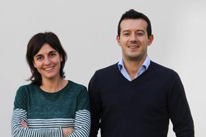 Ana Xavier e Nuno Alves | IBMC | ERC Grants 2014