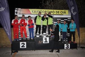 Equipa de Karting da U.Porto é bicampeã nacional universitária.