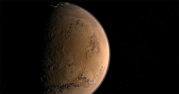 Marte (destaque) (Foto: Pixabay)