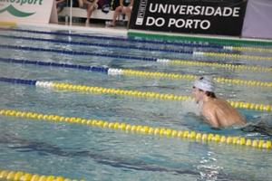A U.Porto sagrou-se campeã nacional universitária em natação piscina curta.