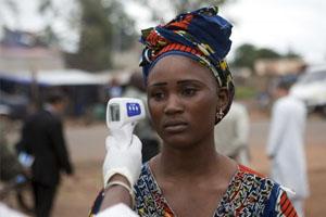 ébola e informática