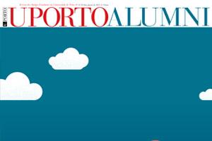 Capa da U.Porto Alumni nº 21