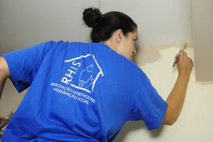[voluntariado] Reabilitação Habitacional Intervenção Social