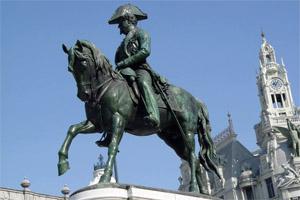 Monumento a D.Pedro IV