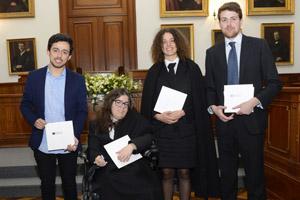 Vencedores do Prémio de Cidadania Ativa da U.Porto 2014