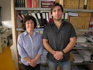 Paula Ferreira e Pedro Madureira