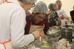 I Concurso de Culinária FCNAUP