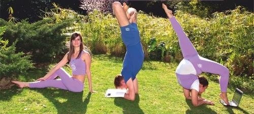 yoga e exames sem stress portal